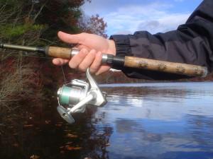 Casting a Fishing Rod